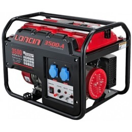 Генератор бензиновый LONCIN LC 3500 - AS, , 9750.00 грн, Генератор бензиновый LONCIN LC 3500 - AS, Loncin, Бензиновые генераторы
