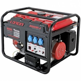 Генератор бензиновый LONCIN LC 8000 D-AS, , 21000.00 грн, Генератор бензиновый LONCIN LC 8000 D-AS, Loncin, Бензиновые генераторы