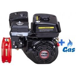 Бензо-газовый двигатель Loncin G200F LPG, , 4749.00 грн, Бензо-газовый двигатель Loncin G200F LPG, Loncin, Бензо-газовые двигатели