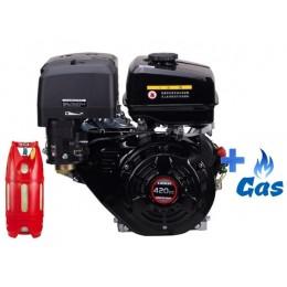Бензо-газовый двигатель Loncin G420F LPG, , 10734.00 грн, Бензо-газовый двигатель Loncin G420F LPG, Loncin, Бензо-газовые двигатели