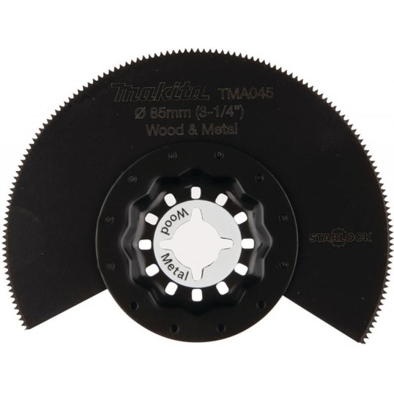 Сегментированный пильный диск Makita BIM 85 мм (B-64799) 717.00 грн