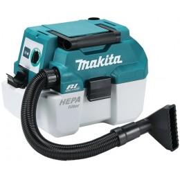 Аккумуляторный пылесос Makita DVC750LZ (без АКБ)