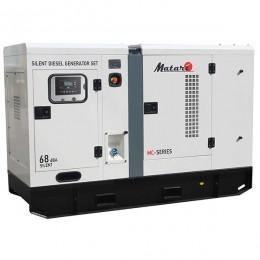 Дизельный генератор Matari MC400 (Cummins+Stamford)