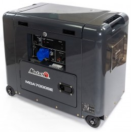 Дизельный генератор Matari MDA7000SE, , 36260.00 грн, Дизельный генератор Matari MDA7000SE, Matari, Дизельные генераторы