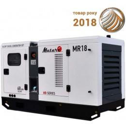 Электростанция дизельная Matari MR18, , 204820.00 грн, Электростанция дизельная Matari MR18, Matari, Генераторы / Электростанции
