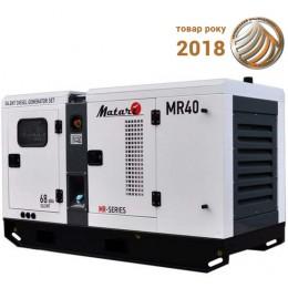 Электростанция дизельная Matari MR40, , 298000.00 грн, Электростанция дизельная Matari MR40, Matari, Генераторы, стабилизаторы