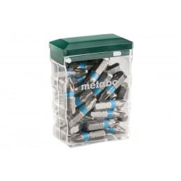 Набор бит Metabo PZ2 25 мм (626711000), , 255.00 грн, Набор бит Metabo PZ2 25 мм (626711000), Metabo, Наборы бит