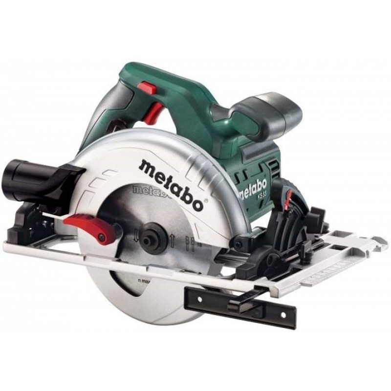 Ручная циркулярная пила Metabo KS 55 FS (600955500)