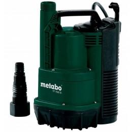Погружной насос для чистой воды и откачки со дна Metabo TP 7500 SI (250750013), 0250750013, 4064.00 грн, Погружной насос для чистой воды и откачки со дна Metabo TP 7500 , Metabo, Дренажные насосы