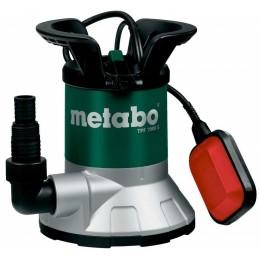 Погружной насос для чистой воды и откачки со дна Metabo TPF 7000 S (250800002), 0250800002, 2726.00 грн, Погружной насос для чистой воды и откачки со дна Metabo TPF 7000, Metabo, Дренажные насосы