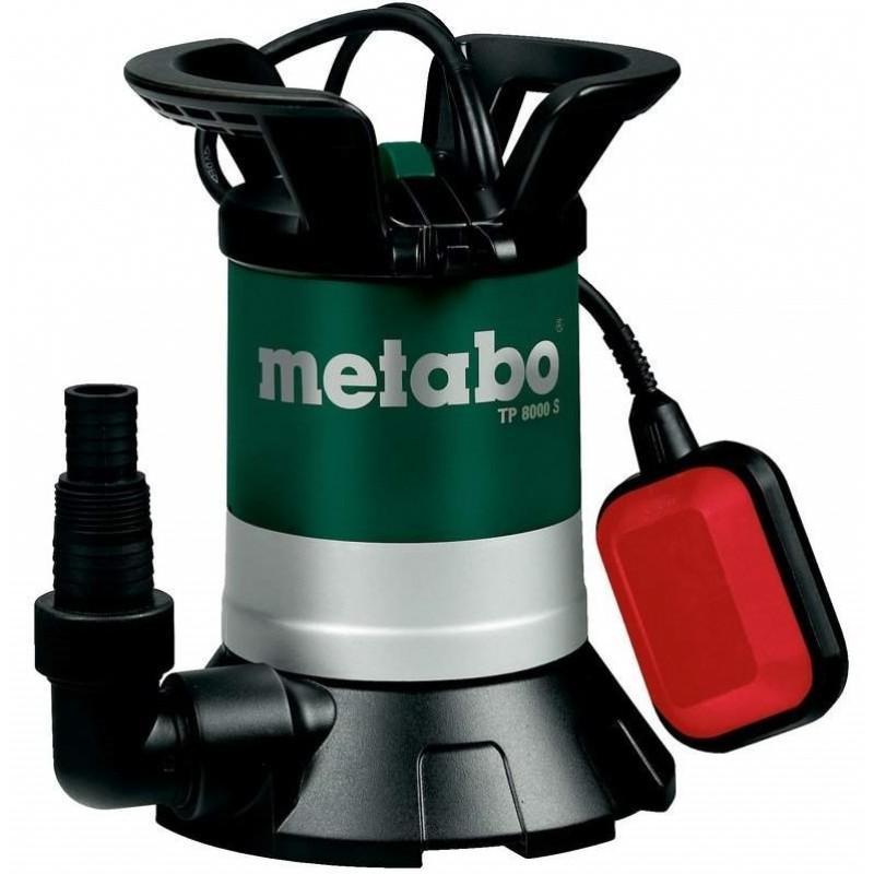 Погружной насос для чистой воды Metabo TP 8000 S (250800000)