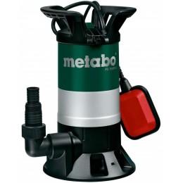 Погружной насос для грязной воды Metabo PS 15000 S (251500000), 0251500000, 6173.00 грн, Погружной насос для грязной воды Metabo PS 15000 S (251500000), Metabo, Дренажные насосы