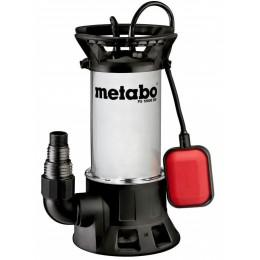 Погружной насос для грязной воды Metabo PS 18000 SN (251800000), 0251800000, 7665.00 грн, Погружной насос для грязной воды Metabo PS 18000 SN (251800000), Metabo, Дренажные насосы