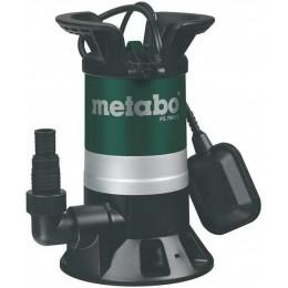 Погружной насос для грязной воды Metabo PS 7500 S (250750000), 0250750000, 2881.00 грн, Погружной насос для грязной воды Metabo PS 7500 S (250750000), Metabo, Дренажные насосы