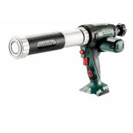 Аккумуляторный картриджный пистолет для герметика Metabo KPA 18 LTX 400 (601206850) 13015.00 грн