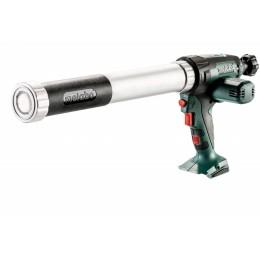 Аккумуляторный картриджный пистолет для герметика Metabo KPA 18 LTX 600 (601207850) 12199.00 грн