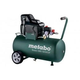 Компрессор Metabo Basic 280-50W OF (601529000), , 8692.00 грн, Компрессор Metabo Basic 280-50W OF (601529000), Metabo, Компрессоры