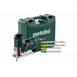 Лобзик Metabo STE 100 Quick Set (601100900), 601100900, 4372.00 грн, Лобзик Metabo STE 100 Quick Set (601100900), Metabo, Лобзики электрические