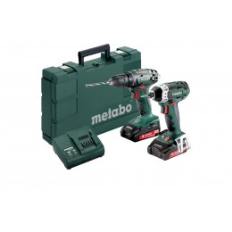 Набор Metabo Combo Set 2.1.7 18 V *BS18+SSD18, , 10666.00 грн, Набор Metabo Combo Set 2.1.7 18 V *BS18+SSD18, Metabo, Аккумуляторы метабо