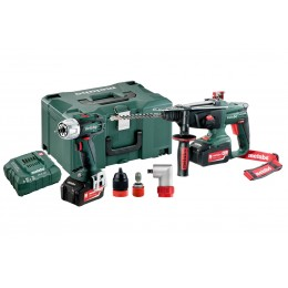 Набор Metabo Combo Set 2.3.2 18 V BSLTQ+KHA, , 19601.00 грн, Набор Metabo Combo Set 2.3.2 18 V BSLTQ+KHA, Metabo, Аккумуляторы метабо