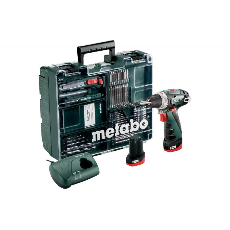 Набор Metabo PowerMaxx BS Basic Mobile Workshop 6302.00 грн
