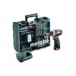 Набор Metabo PowerMaxx BS Mobile Workshop, , 4715.00 грн, Набор Metabo PowerMaxx BS Mobile Workshop, Metabo, Аккумуляторы метабо