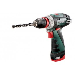 Набор Metabo PowerMaxx BS Quick Pro, , 6380.00 грн, Набор Metabo PowerMaxx BS Quick Pro, Metabo, Аккумуляторы метабо