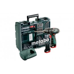 Набор Metabo PowerMaxx SB Basic, , 7021.00 грн, Набор Metabo PowerMaxx SB Basic, Metabo, Аккумуляторы метабо
