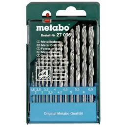 Набор сверл Metabo HSS-G (627096000) 360.00 грн