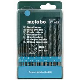 Набор сверл Metabo HSS-R, DIN 338 (627162000), , 214.00 грн, Набор сверл Metabo HSS-R, DIN 338 (627162000), Metabo, Наборы сверл