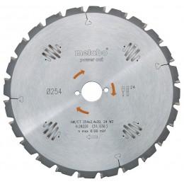 Пильный диск Metabo 210x2,6х30мм,HM,Z=16FZ (628007000), , 701.00 грн, Пильный диск Metabo 210x2,6х30мм,HM,Z=16FZ (628007000), Metabo, Диски пильные