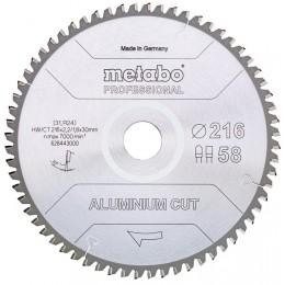 Пильный диск Metabo Aluminium cut HW/CT 305х2.6/2.2x30, Z84 FZ/TZ 5 град. (628448000), , 2999.00 грн, Пильный диск Metabo Aluminium cut HW/CT 305х2.6/2.2x30, Z84 FZ/T, Metabo, Диски пильные