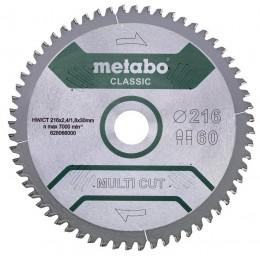 Пильный диск Metabo MultiCutClassic 305x30 80 FZ/TZ 5 град. /B (628667000)