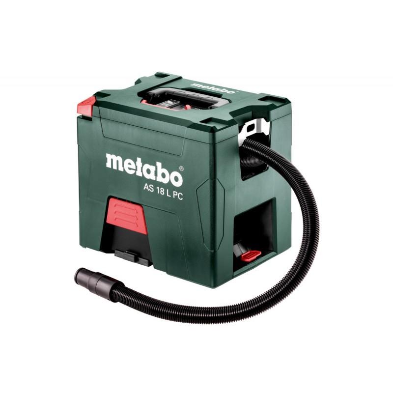 Аккумуляторный пылесос Metabo AS 18 L PC (602021000) 9983.00 грн