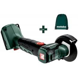 Аккумуляторная болгарка Metabo PowerMaxx CC 12 BL (600348500), , 21150.00 грн, Аккумуляторная болгарка Metabo PowerMaxx CC 12 BL (600348500), Metabo, УШМ, Болгарки