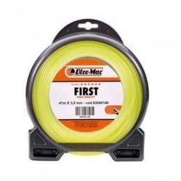Косильная леска Oleo-Mac FIRST (2,4х15 м) (63040231) 76.00 грн