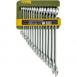 Набор комбинированных гаечных ключей Slim - Line 15 шт. Proxxon 23821, , 1327.00 грн, Набор комбинированных гаечных ключей Slim - Line 15 шт. Proxxon , Proxxon, Наборы инструментов