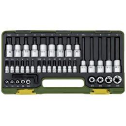 Специальный набор инструмента для звездообразных ТХ и шестигранных винтов Proxxon 23290, , 2400.00 грн, Специальный набор инструмента для звездообразных ТХ и шестигранн, Proxxon, Наборы инструментов