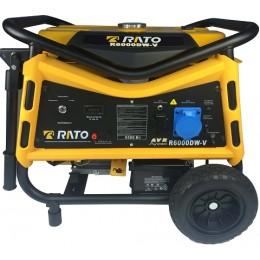 Бензиновый генератор Rato R6000DW-V