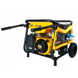 Генератор двухтопливный 220В Rato R6000DW-VL, 0, 552722.65 грн, R6000DW-VL, Rato, Бензиновые генераторы