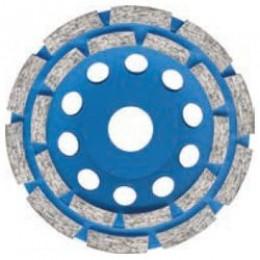 Чашка шлифовальная S&R по бетону, камню Standart 125, , 1769.00 грн, Чашка шлифовальная S&R по бетону, камню Standart 125, S&R Power, Диски алмазные шлифовальные
