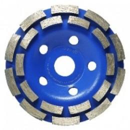 Диск шлифовальный алмазный S&R Meister по бетону 125 мм., , 725.00 грн, Диск шлифовальный алмазный S&R Meister по бетону 125 мм., S&R Power, Диски алмазные шлифовальные