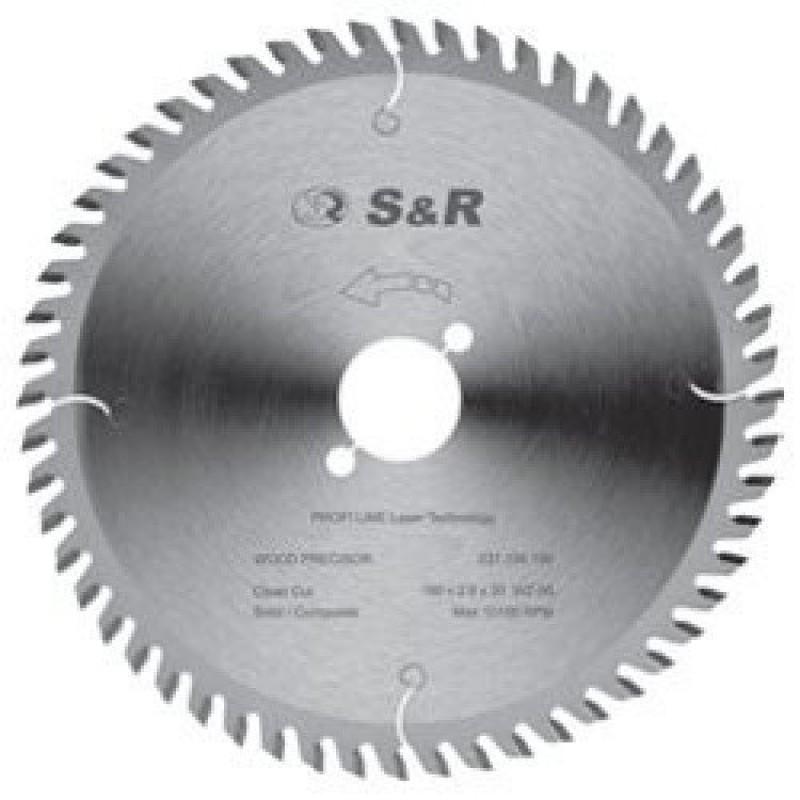 Диск пильный S&R Precisor 190 1326.00 грн