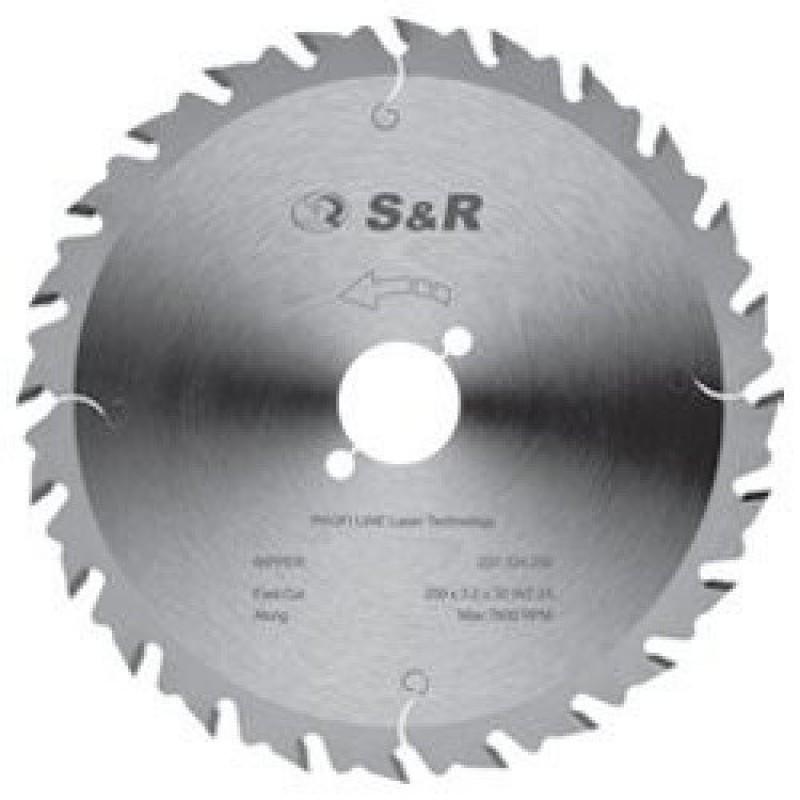 Диск пильный S&R Ripper 250