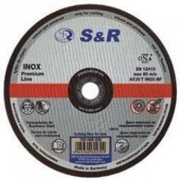 Круг отрезной по нержавеющей стали S&R S&R Supreme типа AS 30 180, , 25.00 грн, Круг отрезной по нержавеющей стали S&R S&R Supreme типа AS 30 18, S&R Power, Круги абразивные отрезные