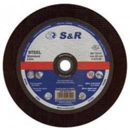 Круг отрезной по металлу S&R Supreme типа AS 36 T 300, , 102.00 грн, Круг отрезной по металлу S&R Supreme типа AS 36 T 300, S&R Power, Круги абразивные отрезные