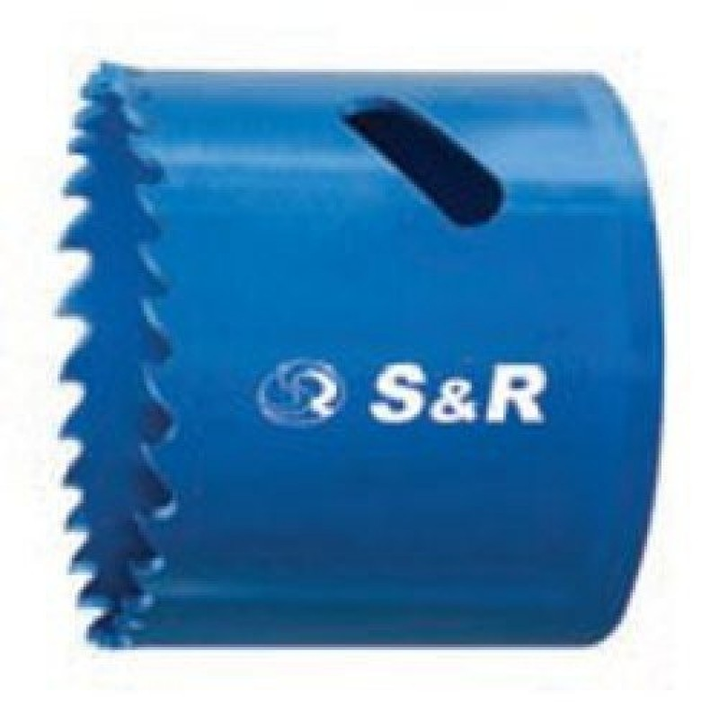 Биметаллическая кольцевая пила S&R 41 х 38 261.00 грн