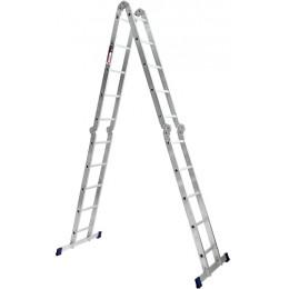 Лестница-трансформер Stark 4 секции по 5 ступеней (525450103) 3483.00 грн