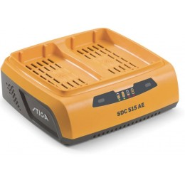 Зарядное устройство Stiga SDC515AE_DUAL, , 3499.00 грн, Зарядное устройство Stiga SDC515AE_DUAL, Stiga, Аккумуляторы и зарядные устройства для садовой техники