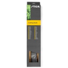 Нож для трактора Stiga 1134-9228-01 (508 мм, пара, 0,3 кг), , 1549.00 грн, Нож для трактора Stiga 1134-9228-01 (508 мм, пара, 0,3 кг), Stiga, Ножи для газонокосилки
